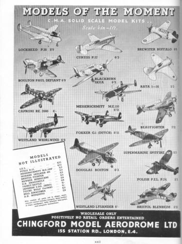 chingford model aerodrome ltd cma or chingford model aerodrome were
