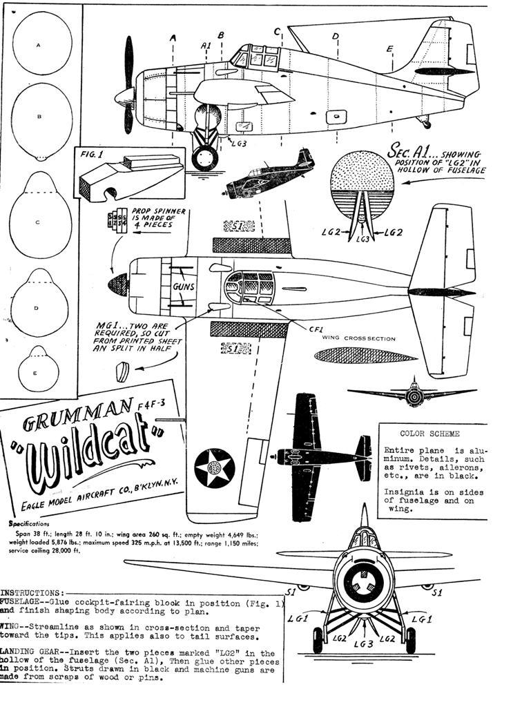 Eagle Model Aircraft